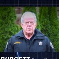 Sheriff Les Burgett