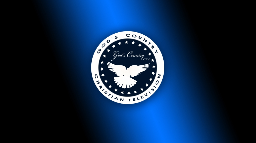 God's Country Seal Banner D